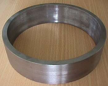 Tantalum Hollow Cylinder - dia 153 * 138 * 41 mm length